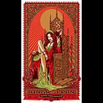 Ken Taylor Kings of Leon Poster