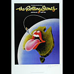 Ian McCausland Rolling Stones Poster