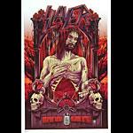 Ken Taylor Slayer Poster
