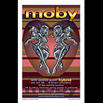 Daymon Greulich Moby Poster