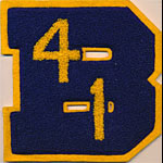 Benicia High School 1941 Patch