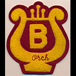 Berkeley High School Orchestra Patch