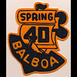 Balboa High School Spring 1940 Patch