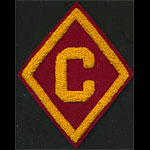 C Diamond Logo Patch