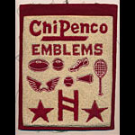 Chicago Pennant Company ChiPenCo Emblems Sampler Patch