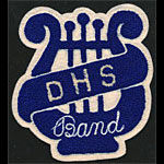 Davis High School Band Patch