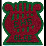 Eureka High School Glee Club Patch
