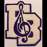 Fort Bragg High School Band Patch