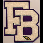 Fort Bragg High School Track Patch