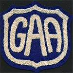 GAA (Girls' Athletic Association) Patch