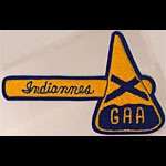 GAA (Girls' Athletic Association) Indiannes Patch