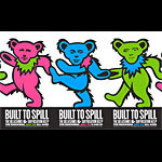 Patent Pending - Jessie LeDoux Built To Spill Poster