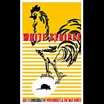 Patent Pending - Jeff Kleinsmith White Stripes Poster