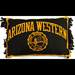 Arizona Western College Pillow