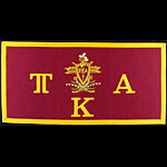 Pi Kappa Alpha Greek Fraternity Banner