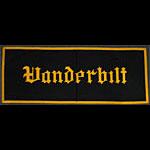 Vanderbilt University Banner