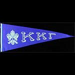 Kappa Kappa Gamma Pennant