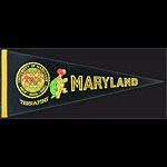 University of Maryland Terrapins Pennant