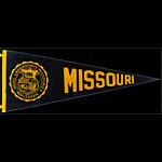 University of Missouri Pennant