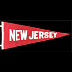 Rutgers The State University of New Jersey Pennant