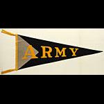 Army Football Pennant