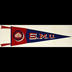 Southern Methodist University Pennant