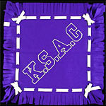 Kansas State Agricultural College (Wildcats) Pillow Cover