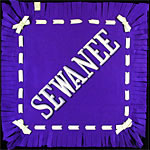 Sewanee Military Academy Pillow Cover