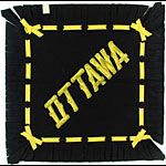 Ottawa University (Braves) Pillow Cover