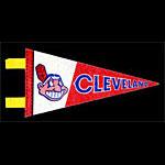 Cleveland Indians Baseball Mini Pennant