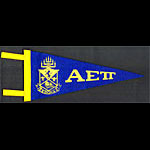 Alpha Epsilon Pi Fraternity Mini Pennant