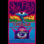 Perry Gorchov Pink Floyd Pepperland Handbill