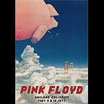 Randy Tuten and Bill Bostedt Pink Floyd Poster