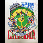 Jim Pollock Vida Blue and the Spam All Stars Poster
