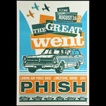 Modern Dog Phish The Great Went 1997 Poster