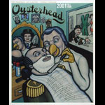 Tim Slowinski Oysterhead 2001 Fall Tour Poster