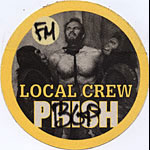 Phish Backstage Pass