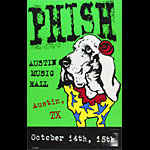 Les Seifer Phish Poster