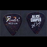 Alice Cooper Stef Burns Guitar Pick