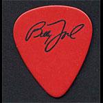 Billy Joel Guitar Pick