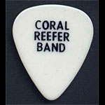 Jimmy Buffett Coral Reefer Band Guitar Pick