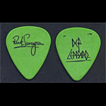 Def Leppard Rick Savage Guitar Pick