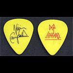 Def Leppard Vivian Campbell Guitar Pick