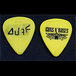 Guns N' Roses Duff McKagan Guitar Pick