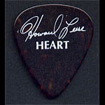 Heart Howard Leese Guitar Pick
