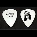 Tom Petty Captain Trips Guitar Pick
