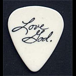 Prince Love God Guitar Pick