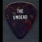 Undead Bobby Steele Guitar Pick