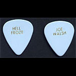Eagles Joe Walsh Guitar Pick