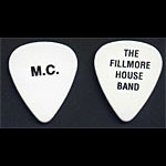 Tom Petty - Fillmore House Band Mike Campbell Guitar Pick